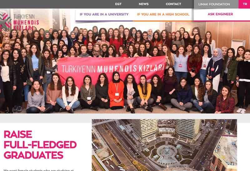 Engineer Girls of Turkey